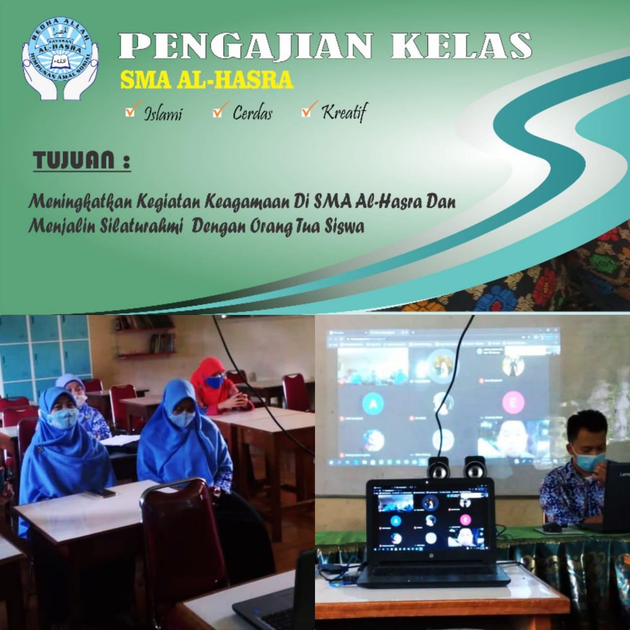 Pengajian Kelas X IPA 3
