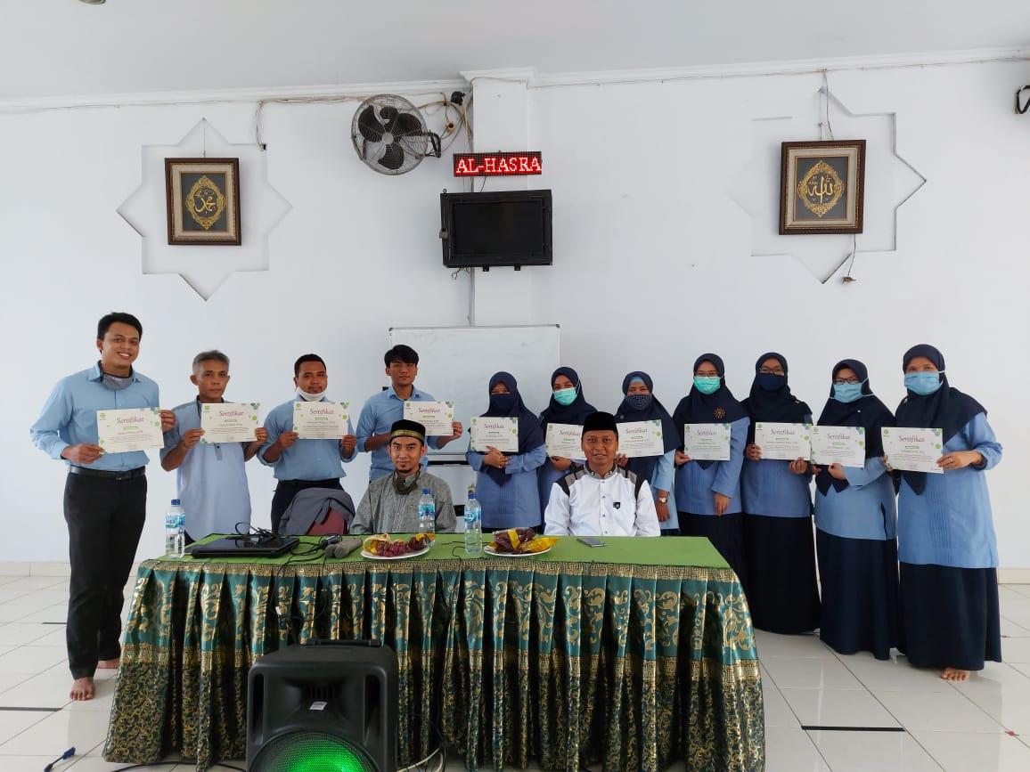 Pelatihan Metode Membaca Al-Qur'an