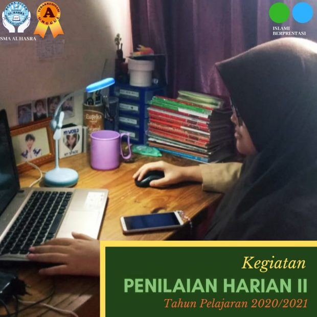 Kegiatan PH II Tahun Pelajaran 2020/2021
